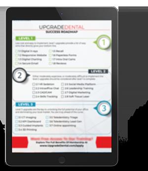 Upgrade Dental Roadmap