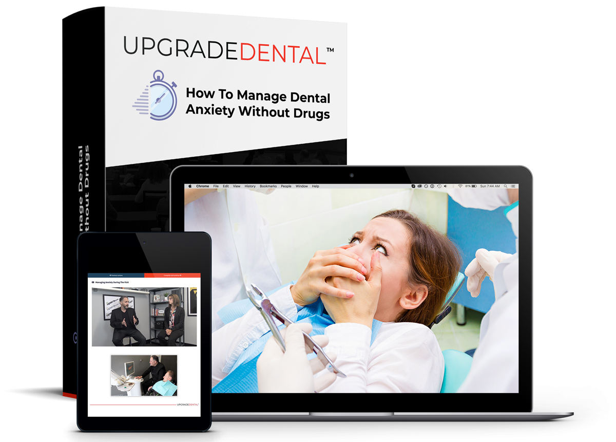 Upgrade Dental Course - Managing Dental Anxiety Without Drugs