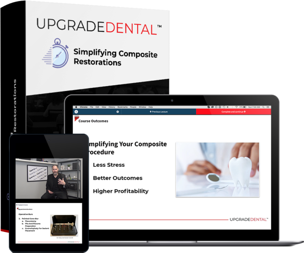 Simplifying-Composite-Restorations